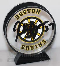 Patrice Bergeron Boston Bruins Signed Autographed Bruins Acrylic Hockey Puck