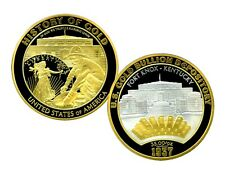 U.S. GOLD DEPOSITORY - FORT KNOX  COMMEMORATIVE COIN VALUE $139