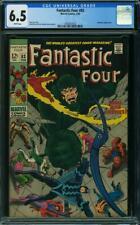 Fantastic Four #83 CGC 6.5 -- 1969 -- Inhumans Medusa Black Bolt #1992427023