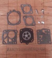 Tillotson RK-23HS Carb Carburetor Rebuild Repair Kit Chainsaw 95698 US seller