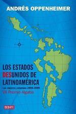 ESTADOS DESUNIDOS DE LATINOAMERICA, LOS (Spanish Edition)