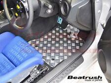 Ruvido tappetini in gomma Octagon Rosso SUBARU GT Coupe anno fabbricazione 10//2012