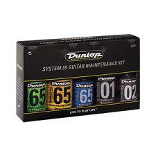 Dunlop Formula 65 Guitar Care Cleaning Fingerboard Treatment Maintenance Kit