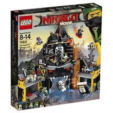 LEGO Ninjago Movie Garmadon's Volcano Lair 70631
