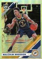 2019-20 Donruss Optic Holo #108 MALCOLM BROGDON  Pacers