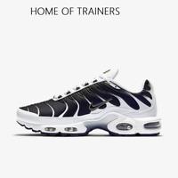 Nike Air Max Plus White Metallic Pewter Black Men's Trainers All Sizes