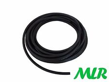 "13MM 1/2"" RUBBER FUEL TANK TO PUMP / FILTER HOSE PIPE 150PSI 1/2 METER MLR.AZZ.5"