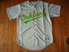 Oakland Athletics Away Gray Jersey w/Tags  Size XL (Adult)