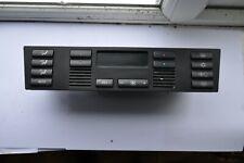 GENUINE BMW 5 SERIES E39  RHD / A/C HEATER CONTROL PANEL / 6904834