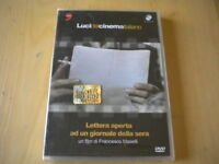 Lettera aperta ad un giornale della sera DVD Maselli politica Lingua italiano