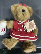 Boyds Bears Plush Trish Boombah Cheerleader Bear 903500 Rare Retired Cheer Bear