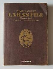(Used) TOMB RAIDER 2 Adventure Guide Lara's File Sony PS Book 1998