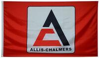 Allis-Chalmers flag Tractor Farm Equipment 3x5ft Banner Flag US shipper