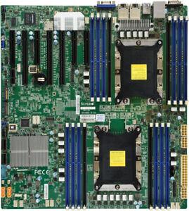 Supermicro X11DPH-I Intel® C621 LGA 3647 (Socket P) Extended ATX - MBD-X11DPH-I-