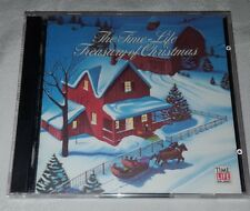 The Time Life Treasury of Christmas 1987 Original Recording 2 Disc Set 45 Songs