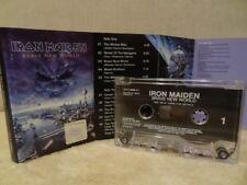 IRON MAIDEN BRAVE NEW WORLD / 2000 / MC, CASSETTE GRAVE DIGGER, RHAPSODY