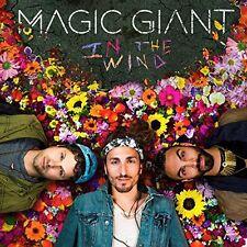 In the Wind - Magic Giant (CD in Slipcase, 2017, Razor & Tie) - FREE SHIPPING