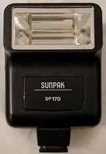 Sunpak SP170 Flash