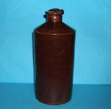 Vintage Doulton Lambeth-Botella De Tinta Gres guapo (Patt Nº 28) (M. Marcas)