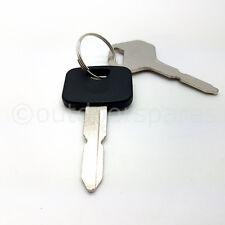 Stiga Ride On Mower Keys (Pair) For SDB 98 Estate Tornado 118210023/0