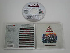AXXIS/ACCESS ALL AREAS - LIVE(ELECTROLA-HARVEST 1C 564-7 97950 2) CD ALBUM