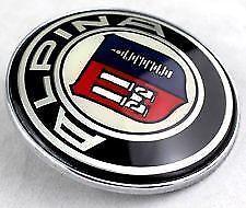 Front 82mm Alpina 8.2cm Bonnet Front Badge Emblem E93 E90 E92 BMW
