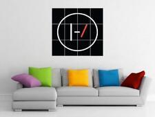 "Twenty One Pilots 36""x32"" Inch Mosaic Tile Wall Poster 21 Pilot Hip Hop"