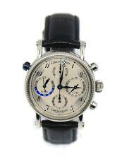 Chronoswiss Tora Chronograph Stainless Steel Watch CH7423