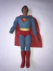 "Vintage 1978 MEGO SUPERMAN 12"" Action Figure Christopher Reeve DC Comics"