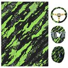 0.5X1M wholesale Water Transfer Printing Hydrographic film GREEN MARBLE STONE US