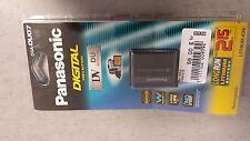 Batterie original lithium PANASONIC CGA-DU07 pour caméscope *NEUF*