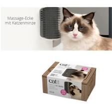 Catit Senses 2.0 Massage-ecke Self Groomer mit Katzenminze