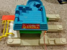Vintage Fisher Price Little People Floating Marina #2582 very nice, RARE!