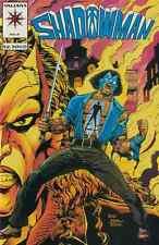 SHADOWMAN #0-43 NEAR MINT COMPLETE SET 1992 VALIANT COMICS