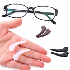 5 Pair Silicone Anti-slip Ear Grip Hook Holder for Glasses Eyeglasses Spectacle
