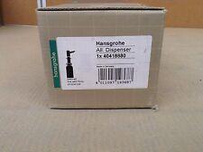 Hansgrohe 40418880 Soap Dispenser Satin/Chrome