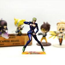 JOJO'S BIZARRE ADVENTURE Golden Wind Giorno Giovanna acrylic stand figure toy