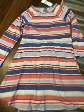 New Nwt Baby Gap 5T 5 Years GAP STRIPED spring Summer Dress Easter