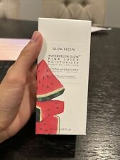 Glow Recipe Watermelon Pink Juice Moisturizer Oil Free 2.03 fl. Oz / 60 Ml