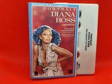 """Diana Ross - """"Portrait"""" (1983) Audio Cassette Rare (VG+)"""