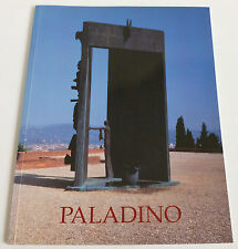 Mimmo Paladino - Paladino     1994 ART EXHIBITION CATALOGUE