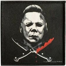 HALLOWEEN Michael Myers Cult Classic Horror Film Monster Movie Collectors Patch