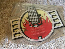 """JOHN MILES THE RIGHT TO SING VINYL RECORD 12"""" PIC SHAPED DISC"""