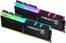 New listing G.Skill TridentZ Rgb 32 Gb 3000mhz