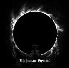 "DEISIDAEMONIA ""Khthonian Hymns"" Black Metal Greece (Rotting Christ, Varathron)"