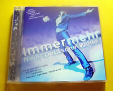 """CD """"Ndw-Toujours plus Nouvelle Vague Allemande"""" M. Cosa Rosa, Nina Hagen, Cône UVA"""