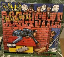 🌰  doggystyle 2 Lp (2001)VINYL Snoop DOGGY,distressed box👌