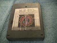 BACHMAN TURNER OVERDRIVE Best Of B.T.O. So Far 8 Track Tape  Mercury