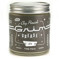 Grim Grease Water Based Clay Pomade Firm Hold