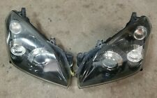 2008-2009 Saturn Astra Headlight Light Lamp Right & Left L R Set OEM 08 09